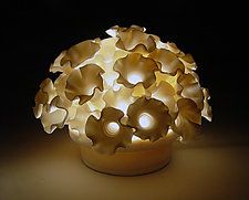 Flowers Mini-Light by Lilach Lotan (Ceramic Lamp)