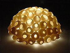 Barnacles Wall Light by Lilach Lotan (Ceramic Wall Light)