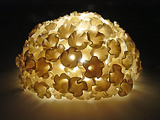Flowers Wall Light by Lilach Lotan (Ceramic Wall Light)