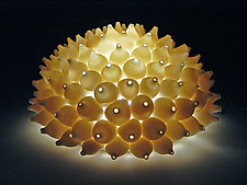 Shells Wall Light by Lilach Lotan (Ceramic Wall Light)