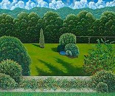 Alaniesse Garden by Scott Kahn (Giclée Print)