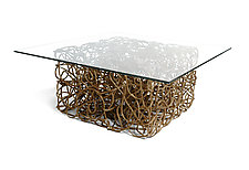 Knoop II by Josh Urso (Fiber Coffee Table)
