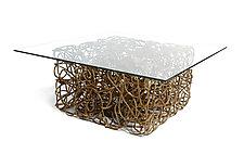Knoop II by Josh Urso (Fiber Coffee Table)