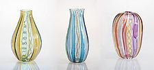 Providence Vase by Tracy Glover (Art Glass Vase)