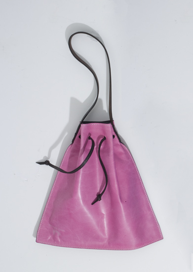 Sun Bag - Small by Jutta Neumann  (Leather Bag)