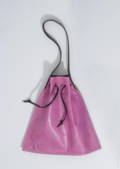 Sun Bag - Small by Jutta Neumann  (Leather Bag)