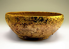 Lustered Vessel #1 by Gail McCarthy (Ceramic Bowl)