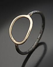 O Ring by Peg Fetter (Metal Ring)