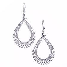 Trellis Earrings by Ellen Himic (Silver Earrings)