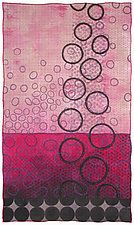 Geoforms: Porosity #8 by Michele Hardy (Fiber Wall Hanging)