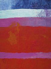 Horizon Line 3 by Katherine Greene (Acrylic Painting)