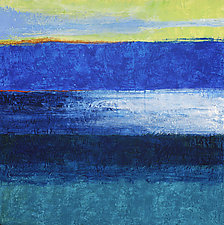 Ocean View 4 by Katherine Greene (Acrylic Painting)