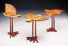 Bird Table by Emi Ozawa (Wood Tables)