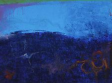 Horizon 22 by Katherine Greene (Acrylic Painting)