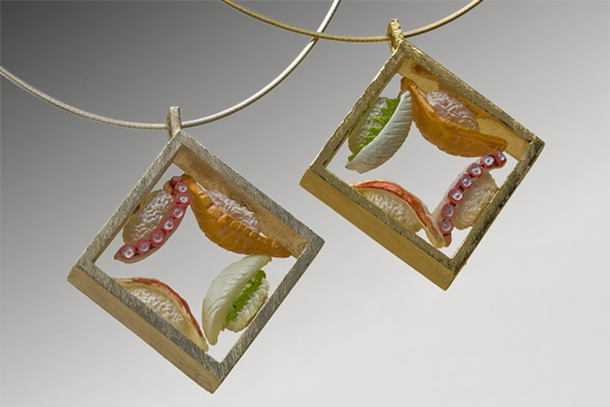 Assorted Nigiri Pendant