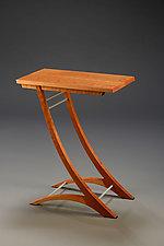 Flight by Carol Jackson (Wood Side Table)