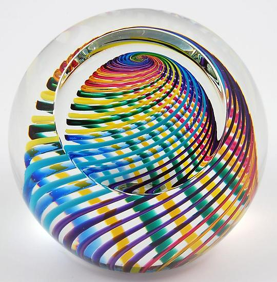 Zephyr Paperweight