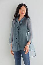 Myrna Top by Cynthia Ashby (Organza Shirt)