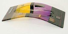 Simply Glitz Style by Renato Foti (Art Glass Vessel)