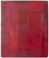 Royal Crimson II by Stephen Cimini (Oil Painting)