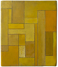 Royal Gold II by Stephen Cimini (Oil Painting)