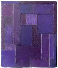 Royal Violet II by Stephen Cimini (Oil Painting)