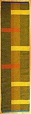 Quadrille by Claudia Mills (Fiber Rug)