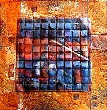 A Thousand Wishes by Wen Redmond (Fiber Wall Art)