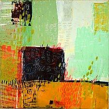 Tallies by Barbara Gilhooly (Acrylic Painting)