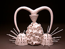 Contraption No 1 by Yiu-Keung Lee (Ceramic Sculpture)