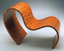Ribbon Chair by Richard Judd (Wood Chair)