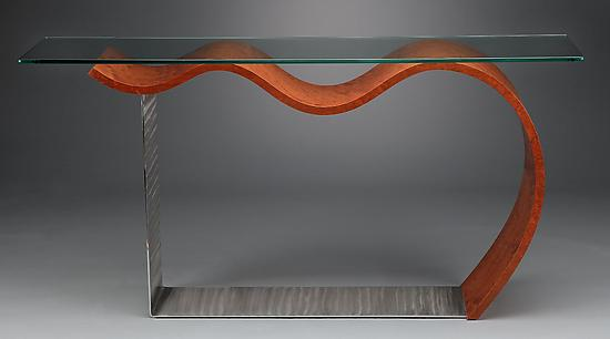 Flying Console Table