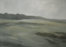 Coastal Fog by Mary Jo Van Dell (Oil Painting)