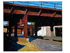 Trestle by Jeff Darrow (Oil Painting)