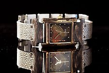 Silver Celtic Florence by Eduardo Milieris (Metal Women's Watch)