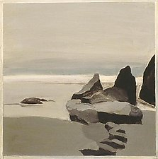 Coastal Light Series no.2 by Patricia Dreher (Pigment Print)