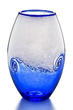 Wave Vase by Michael Richardson, Justin Tarducci and Tim Underwood (Art Glass Vase)