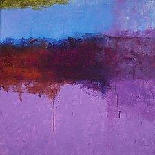 Horizon 18 by Katherine Greene (Acrylic Painting)