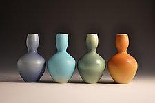 Gnomes Grouping by Natalie Blake (Ceramic Vessel)