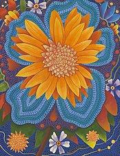 Celebration Flower by Paul Bennett (Giclee Print)