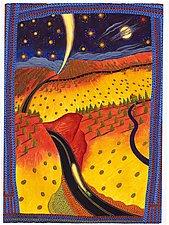 Stars Over the High Desert by Paul Bennett (Giclee Print)