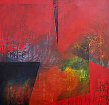 In Between by Filomena Booth (Acrylic Painting)