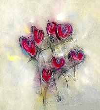 Heart   No. 2 by Roberta Ann Busard (Giclee Print)