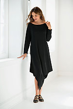 Off-the-Shoulder Dress by Planet   (Matte Jersey Dress)
