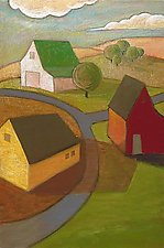 Craig Hill by Robert Ferrucci (Giclee Print)