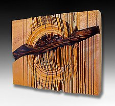 Deconstruction by Sean Gillespie (Wood Wall Sculpture)