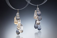 Cascade Necklace by Suzanne Schwartz (Gold & Silver Necklace)