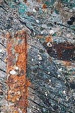 Hafnarfjordur Harbor 0208 by Adrienne Adam (Color Photograph)
