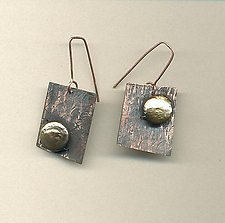 Forest by Diana Lovett (Copper & Pear lEarrings)