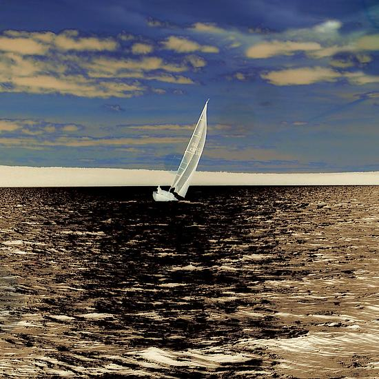 Sailing, Late Afternoon